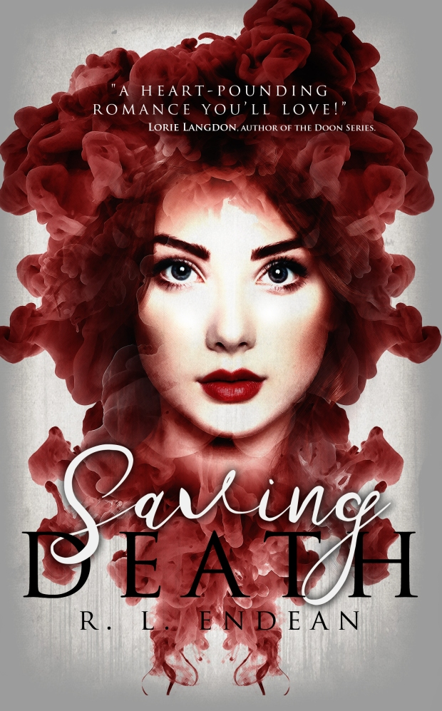 Saving Death Final Front Cover