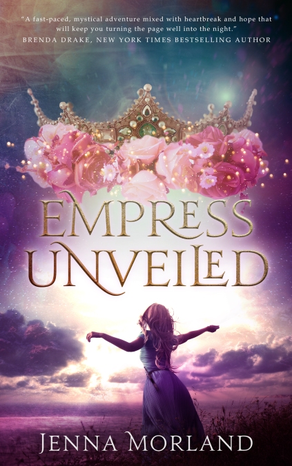 Empress Unveiled - JM - Final Front Cover